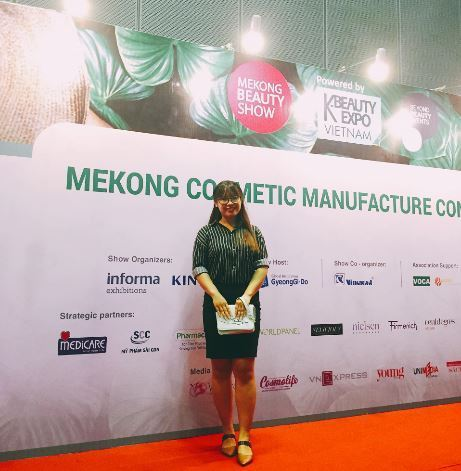 Mekong beauty show 2018
