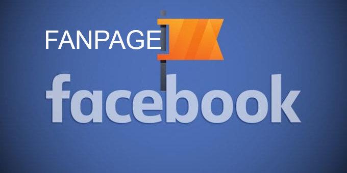 Fanpage trên Facebook