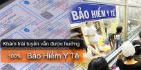 (Tiếng Việt) Khám trái tuyến vẫn được hưởng 100% Bảo hiểm y tế?