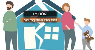 (Tiếng Việt) Ly hôn – Những điều cần biết