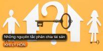 (Tiếng Việt) Những nguyên tắc phân chia tài sản khi ly hôn – Luật sư trả lời