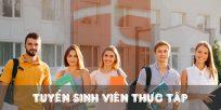 (Tiếng Việt) Thông báo tuyển sinh thực tập tháng 03/2021