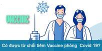(Tiếng Việt) Tiêm vắc xin Covid 19: bắt buộc hay tự nguyện?