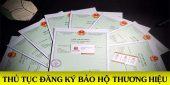 (Tiếng Việt) Thủ tục đăng ký bảo hộ thương hiệu