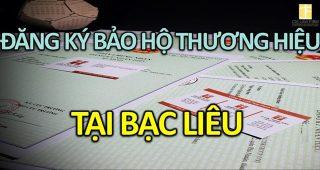 (Tiếng Việt) Đăng ký bảo hộ thương hiệu tại Bạc Liêu