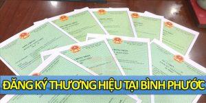 Đăng ký bảo hộ thương hiệu tại Bình Phước