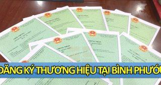 (Tiếng Việt) Đăng ký bảo hộ thương hiệu tại Bình Phước