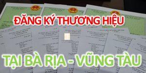 Đăng ký bảo hộ thương hiệu tại Bà Rịa Vũng Tàu