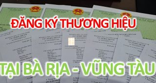 (Tiếng Việt) Đăng ký bảo hộ thương hiệu tại Bà Rịa Vũng Tàu