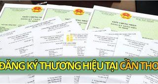 (Tiếng Việt) Đăng ký bảo hộ thương hiệu tại Cần Thơ