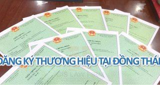 (Tiếng Việt) Đăng ký bảo hộ thương hiệu tại Đồng Tháp