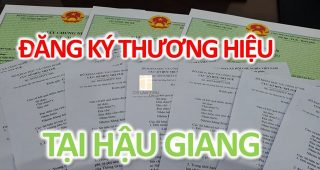 (Tiếng Việt) Đăng ký bảo hộ thương hiệu tại Hậu Giang