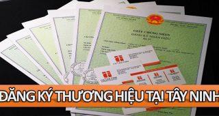 (Tiếng Việt) Đăng ký bảo hộ thương hiệu tại Tây Ninh