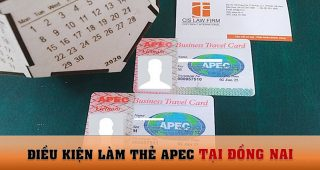 (Tiếng Việt) Điều kiện làm thẻ Apec tại Đồng Nai
