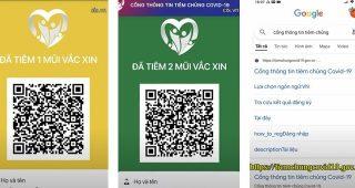 (Tiếng Việt) Cách tra cứu thẻ xanh – thẻ vàng Covid nhanh nhất – không cần tải App