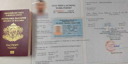 (Tiếng Việt) Dịch vụ làm Work permit tại Đồng Nai